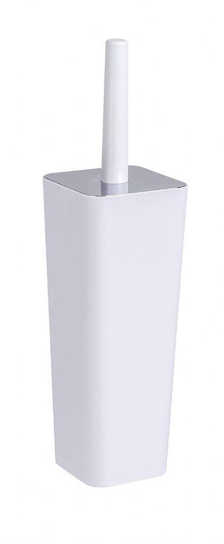 Wenko Candy White Toilet Brush and Holder